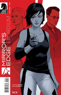 Preview: Mirror's Edge: Exordium #6, Mirror's Edge: Exordium #6  Story: Christofer Emgard Art: Daniele Di Nicuolo Cover: Robert Sammelin Publisher: Dark Horse Publication Date: Febr...,  #All-Comic #All-ComicPreviews #ChristoferEmgård #Comics #DanieleDiNicuolo #DarkHorse #Mirror'sEdge:Exordium #previews #RobertSammelin