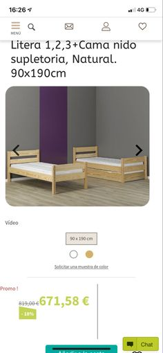 Chart, Color Swatches, Double Deck Bed, Beds, Colors
