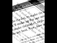 ▶ Etienne - To Make Do (from the cd Grammar Jams 2) - YouTube All Songs, Video Clip, Grammar, Music Videos, Lyrics, English, Youtube, How To Make, English Language