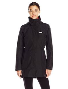 Helly Hansen Women's Seward CIS Coat, Black, Medium * Check out the image by visiting the link.