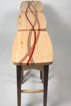 bar and bar stools - Reader's Gallery - Fine Woodworking