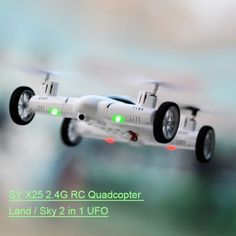 SY X25 2.4G RC Quadcopter #offroad #hobbies #design #racing #quadcopters #tech #rc #drone #multirotors