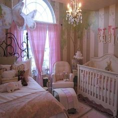 Decoration Ideas For Bedroom Of A Baby Girl