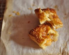 apple butter turnovers