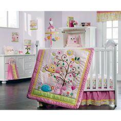 Have to have it. Dena Happi Tree 8 Piece Crib Set $149.98