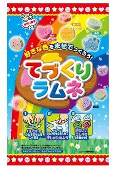 Tezukuri Ramune DIY Candy kit