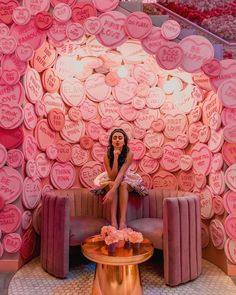 Love Hearts Wall London cassiesamji Love Hearts Wall London cassiesamji Marie Gockel marie gockel Mamalicious Candy Hearts as Pink Wall Decoration Yes Please Elan Cafe in nbsp hellip decorations cafe Valentinstag Party, Schönheitssalon Design, Store Design, Design Ideas, Valentines Day Party, Valentines Day Decorations, Valentines Day Pictures, Instagram Wand, Small Restaurants