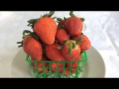 The Healthy Florida Strawberry by Family Around the Table