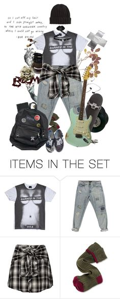 """Banned in the USA"" by causingpanicatthetheater on Polyvore featuring art and vintage"