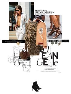 """""""The wild side."""" by sa3ina ❤ liked on Polyvore featuring Chloé, Dolce&Gabbana, Jimmy Choo, Ray-Ban, BaubleBar, Lele Sadoughi and Marc by Marc Jacobs"""