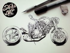 Sketch My Bike