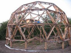 как построить купольный дом своими руками: 21 тыс изображений найдено в Яндекс.Картинках