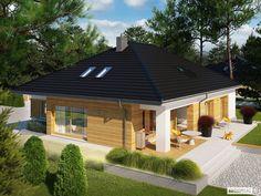 Polski boom na domy z poddaszem do adaptacji. Zobaczcie siedem pięknych projektów (z uwzględnieniem kosztów)