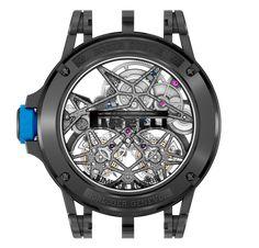 Introducing: Roger Dubuis Excalibur Pirelli Sottozero | Perpétuelle