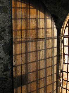 shadows... (Les Deux Abbesses, the Auvergne) Via Deborah Harkness