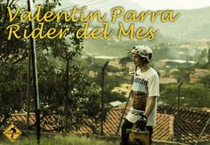 Este mes, desde Envigado, Antioquia, nos acompaña un rider que se destaca por su disciplina y compañerismo, con poco recorrido pero muchas ganas se ha empezado a destacar en la escena Paisa y Colombiana, les presentamos a Valentín Parra Video y Fotos por: Anderson Castaño Velez