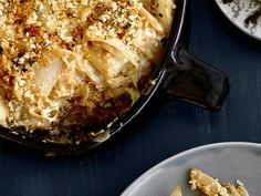 Creamed Vidalia Onions - Play up the natural sweetness of Vidalia onions in this baked variation of classic creamed onions. Flavor the cream sauce with white wine and nutmeg, then top with crisp panko breadcrumbs.
