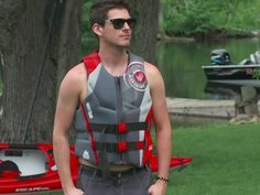 Stearns Mesh Universal PFD nylon outer shell and nylon lining $60