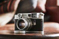 Classic in chrome Leica m4 #lostincrystalcanyons #westmereinn #leica #leicam4