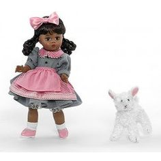 Mary Had A Little Lamb African-American 64596