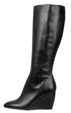 Nicole Farhi leather boot