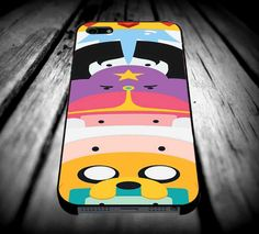 Adventure Time Time Totem Finn and Jake for iPhone 4/4s/5/5s/5c/6/6 Plus Case, Samsung Galaxy S3/S4/S5/Note 3/4 Case, iPod 4/5 Case, HtC One M7 M8 and Nexus Case **