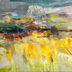 Edwige Fouvry - La grande montagne 1