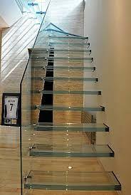 Resultado de imagen para escaleras de escalones flotantes