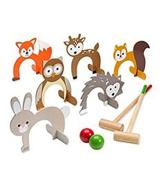 Woodland Croquet: Amazon.ca: Sports & Outdoors
