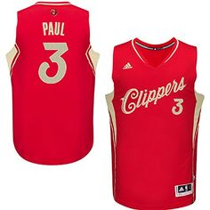 327cd7700e6 Amazon.com   Chris Paul Los Angeles Clippers  3 NBA Youth Christmas Day Swingman  Jersey (Youth Medium 10 12)   Sports   Outdoors