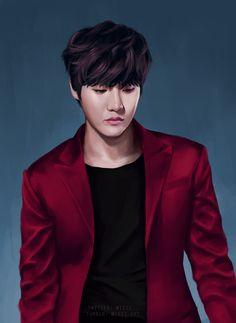 BTS Fanart || Jung Hoseok (J-Hope)