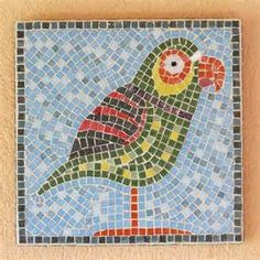Roman Mosaic Templates for Kids