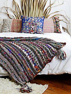 Coco Banana Blanket free people boho bohemian home decor