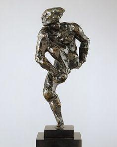 Nijinsky Artist: Auguste Rodin (French, Paris Meudon) Date: modeled cast 1959 Culture: French Medium: Bronze, on marble base Art Sculpture, Modern Sculpture, Abstract Sculpture, Bronze Sculpture, Auguste Rodin, Edgar Degas, Antoine Bourdelle, Carpeaux, Ballet Russe