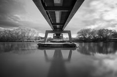 Wilford Toll Bridge ~Explored~ by Boom-Stick, via Flickr