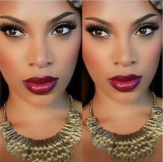 IMAN Cosmetics • Double the Lip Affair SCANDAL! IMAN VIP Vlogger...