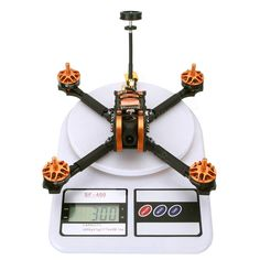 Eachine Tyro99 210mm DIY Version FPV Racing RC Drone F4 OSD 30A BLHeli_S 40CH 600mW VTX 700TVL Cam Sale - Banggood.com Racing Drones For Sale, Drone For Sale, Build Your Own Drone, Airplane Car, Drone Quadcopter, Remote Control Toys, Electronics Projects, Hobbies, Helicopters
