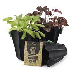 Burgon & Ball Eco Recycled Plant Pot