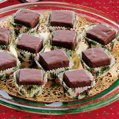 Dandy Caramel Candies Recipe -I've made these morsels almost every Christmas for the past 35 years. Everyone enjoys the chewy treats.
