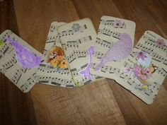 music sheet tags ...