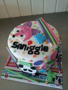 smiggle cake