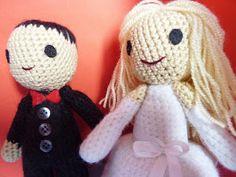 The Wedding Dolls! | Hook and Stitch Crafts