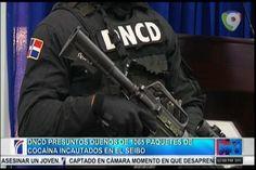 DNCD Identifica A Los Dueños De Más De Mil Paquetes De Cocaína