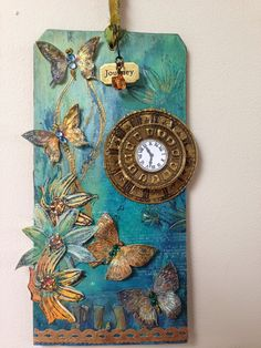 The Artistic Stamper Creative Team Blog: Journey of the Butterflies by Dee