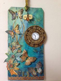 Journey of the Butterflies by Dee