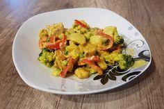Curry Gnocchi mit Hähnchen 3