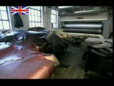 Leather - How It's Made - leather necks, human tanning hides