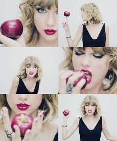 Taylor Swift. Blank Space music video.