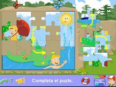 Puzle del tema del #agua #Pipo #juegos #educacion #profesores #medioambiente
