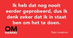Pippi is een held.